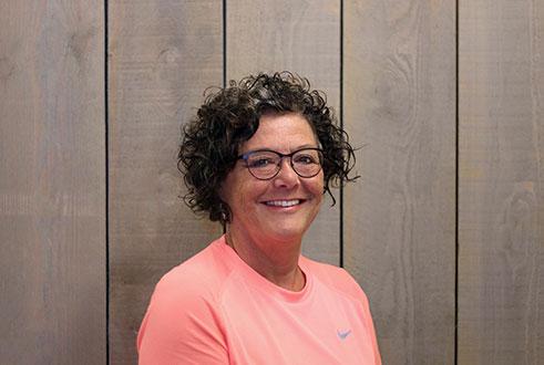 Laura medewerker Body-S Beek en Donk