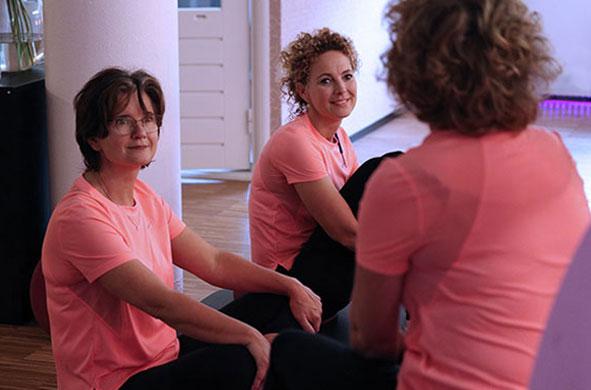 Afvallen met behulp van een vrouwelijke coach