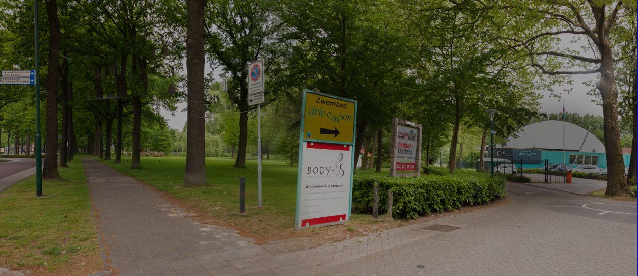 Route en adres Body-s afslank- en sportstudio in Beek en Donk