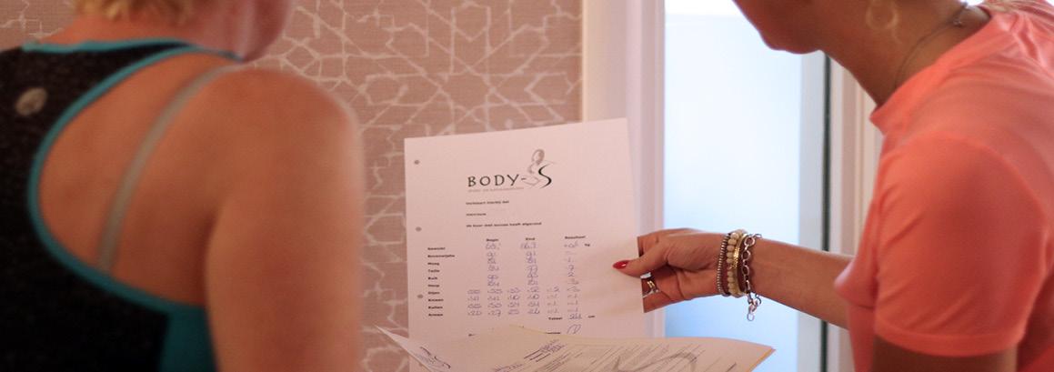 coaching en afslanken bij Body-S