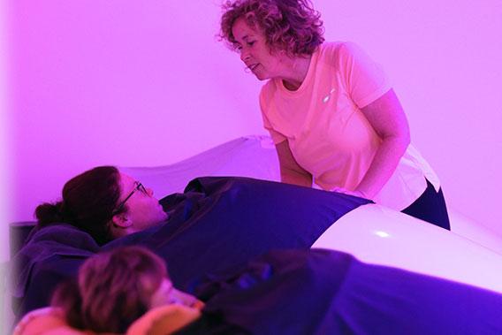verbeteren stofwisseling en doorbloeding met ozontherapie