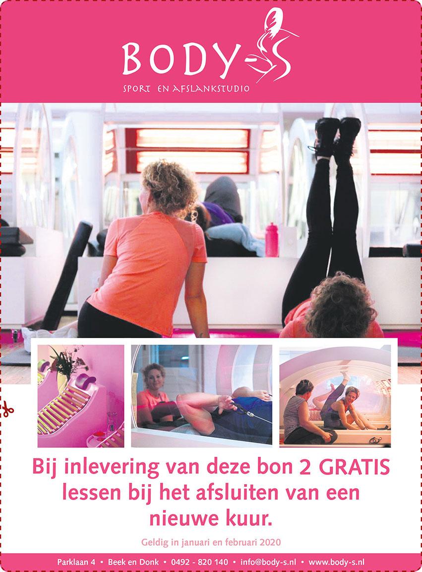 Sinterklaas actie 2019 Laarbeek